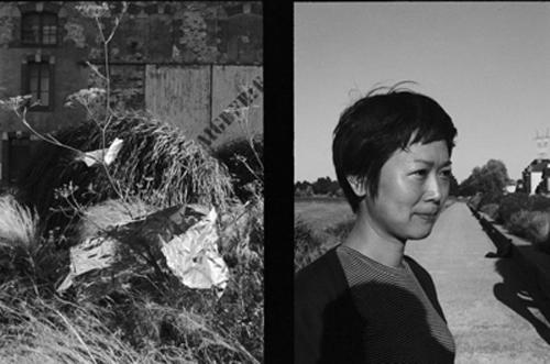 Rie Nakajima, photograph by Greg Pope